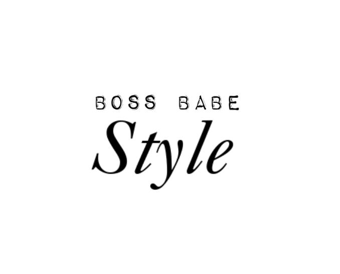 Blog Boss Babe Style