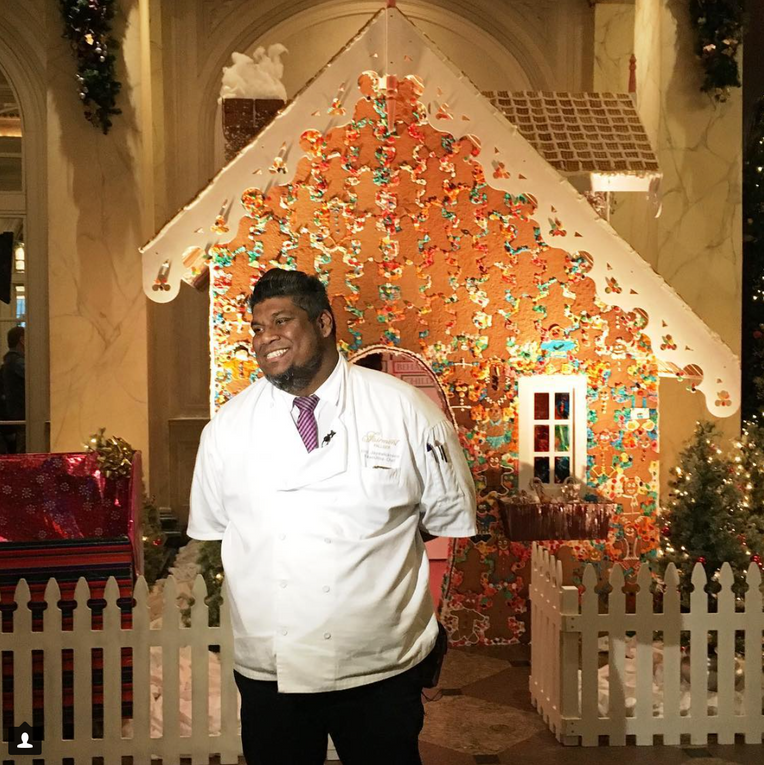 Calgary's largest ever gingerbread house unveiled