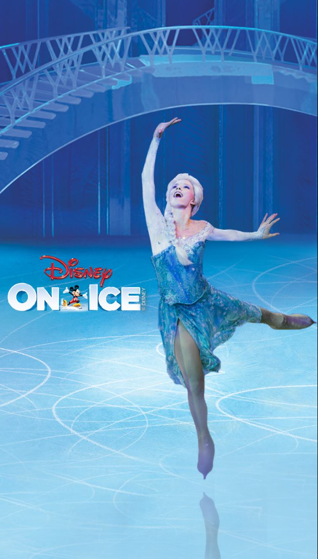 Disney on Ice - November 15th-19th