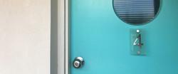 home slider door