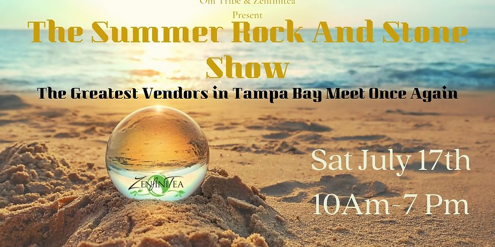 The Summer Rock And Stone Show