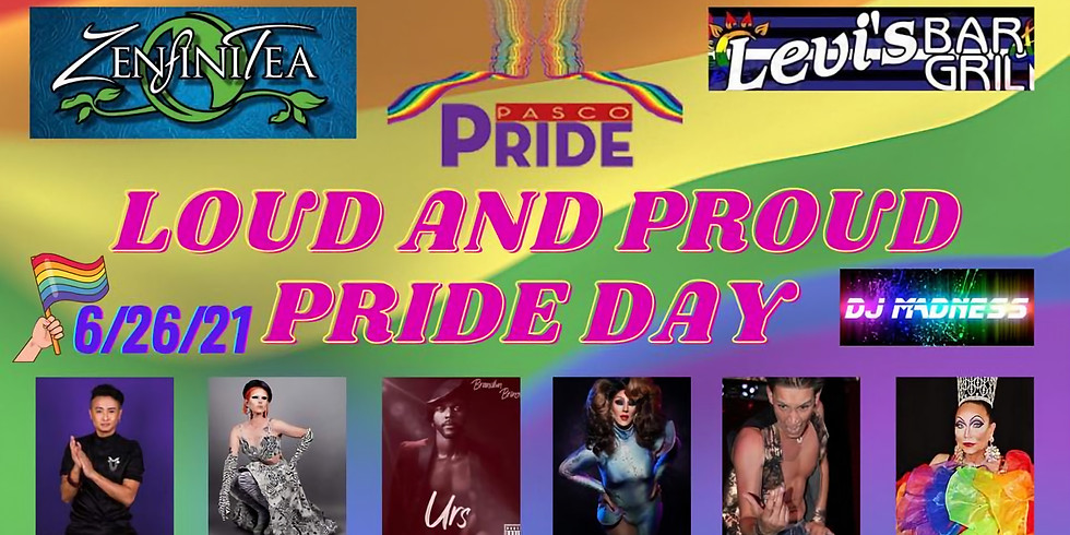 Loud and Proud Pride Day