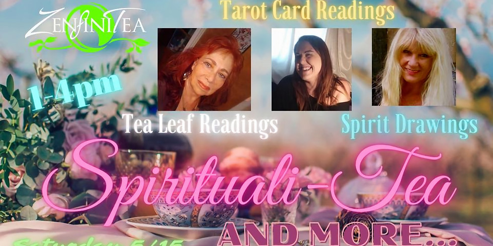 Spirituali-Tea: Mystics and Magic