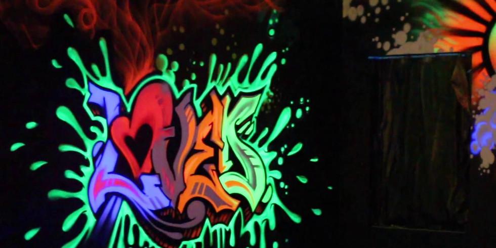 Ultraviolet Art Extravaganza
