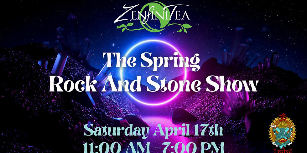 The Spring Rock And Stone Show