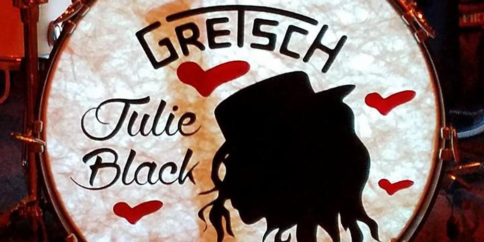 November 2nd:Julie Black Duo at ZenfiniTea