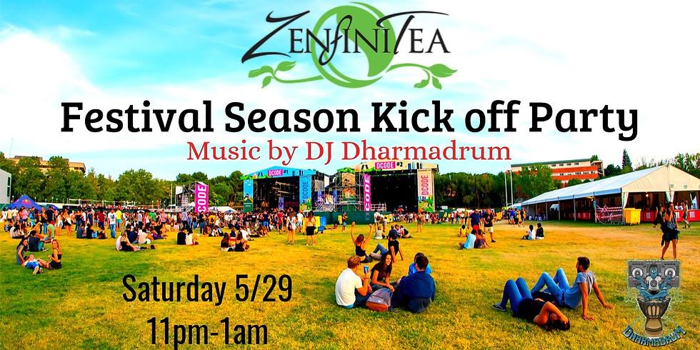 Festival Season Kick Off Party