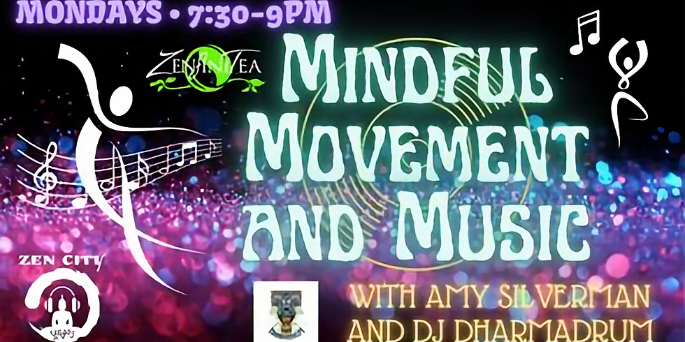 Mindful Movement and Music