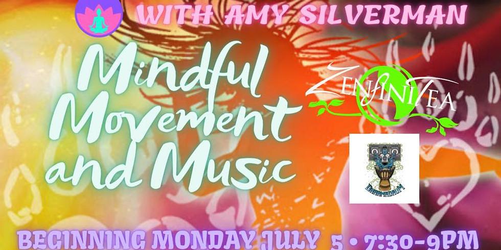 Mindful Movement & Music