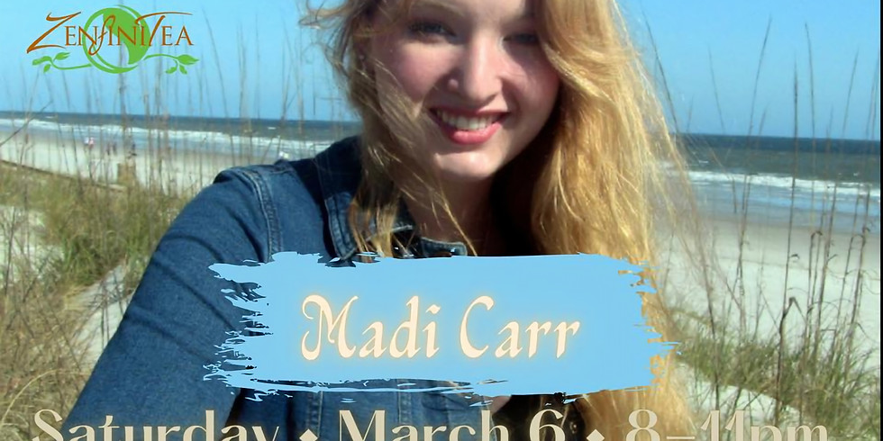 The Amazing Madi Carr