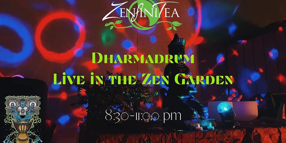 Dharmadrum Live in The Zen Garden