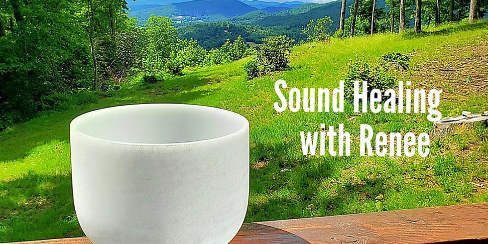 Crystal Singing Bowl Sound Meditation