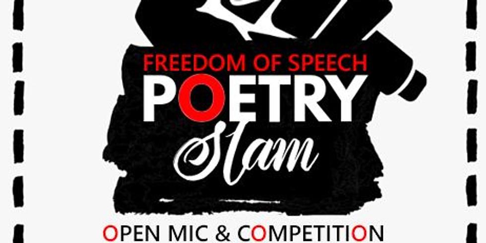 FREEDOM OF SPEECH - Poetry Slam