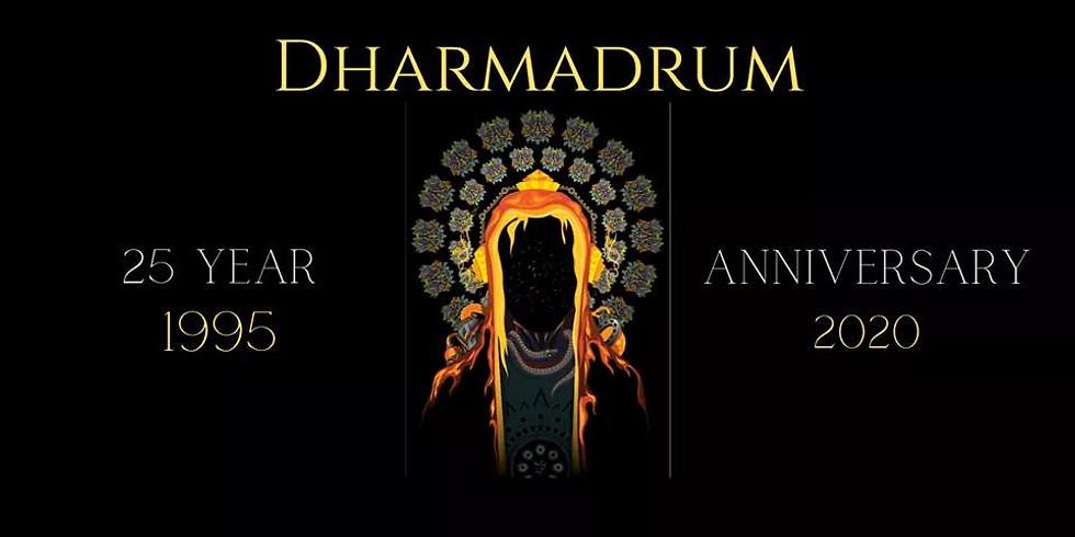 Dharmadrum 25 Year Anniversary