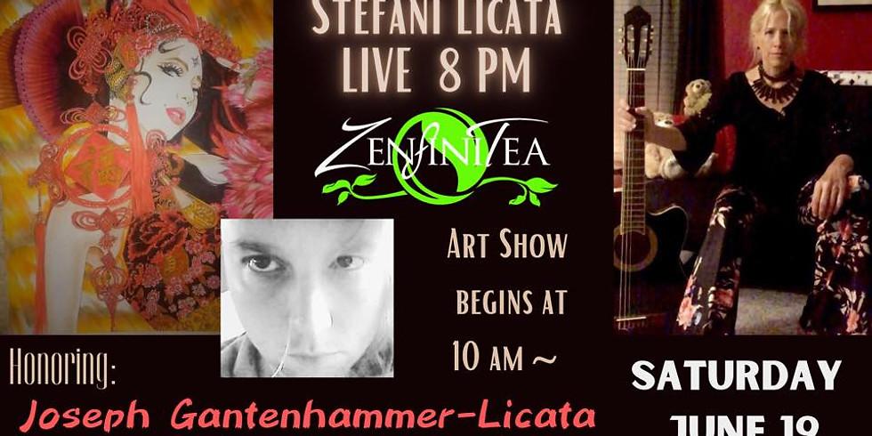 Joseph Licata's Creations, Featuring Stefani Licata