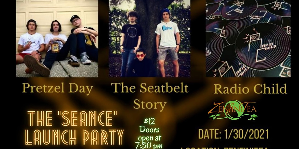 The Seance Launch Party