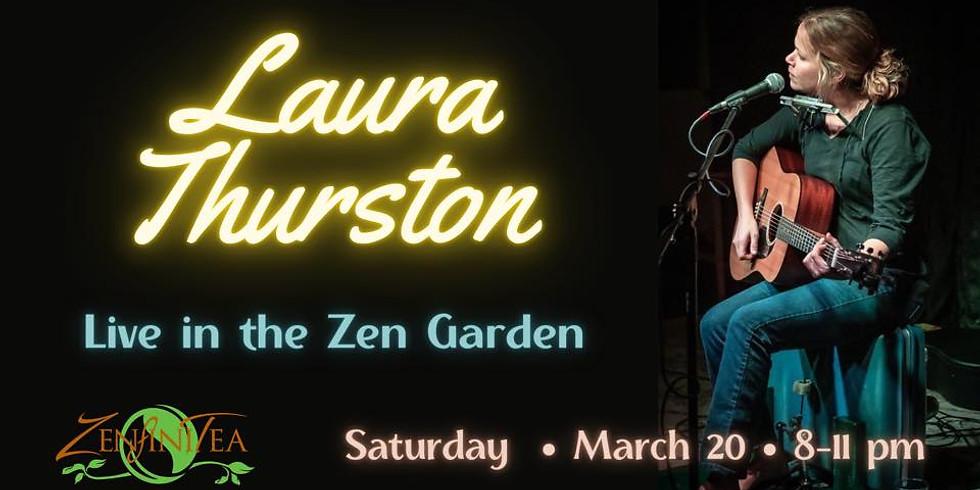 Laura Thurston Live