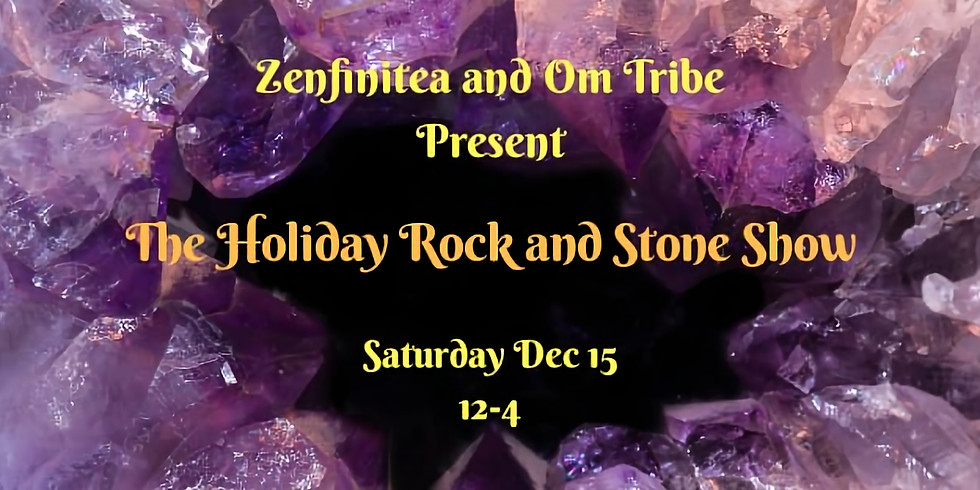 Holiday Rock & Stone Show