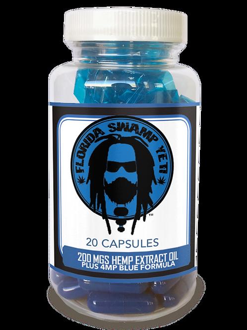 Swamp Yeti Blue Formula