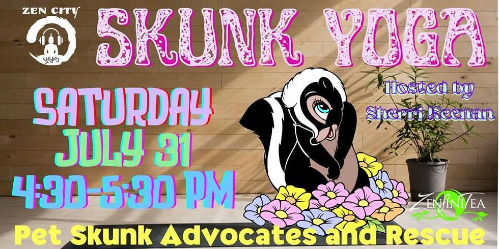 Skunk Yoga