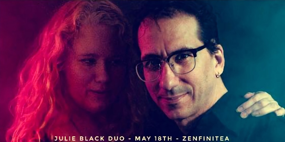 Julie Black Duo at ZenfiniTea