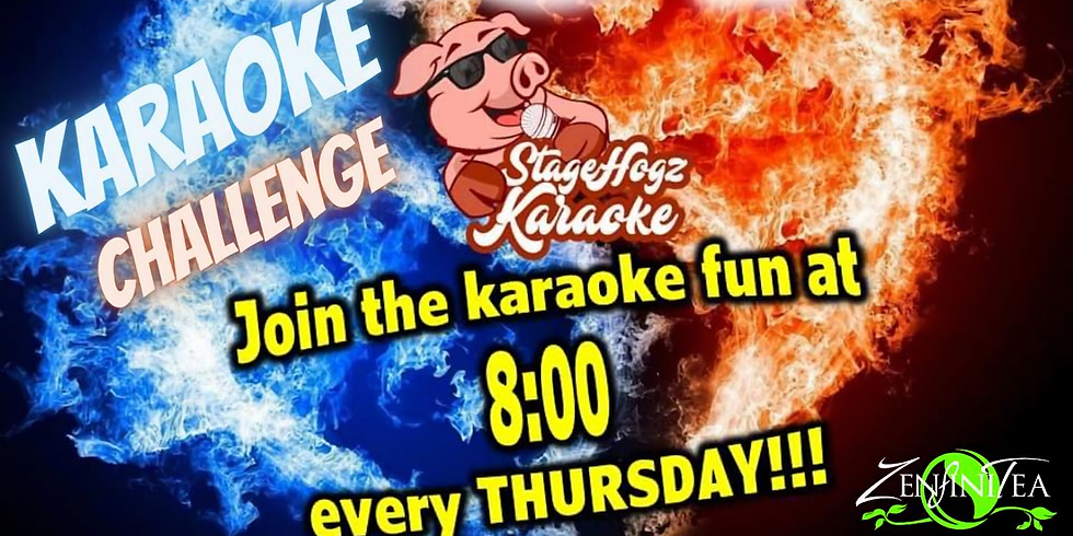 Stage Hogz Karaoke Challenge