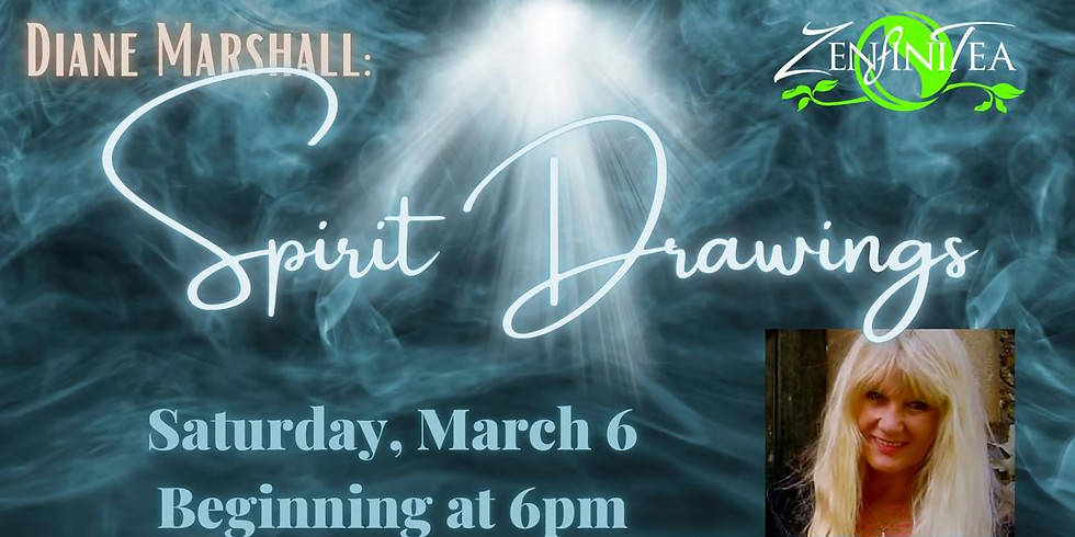 Diane Marshall: Spirit Drawings