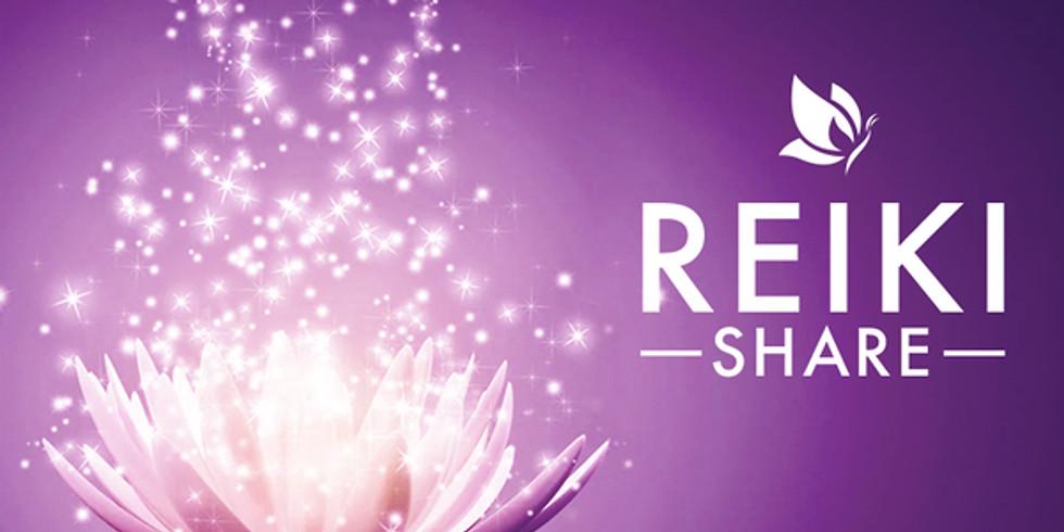Reiki & Massage Share