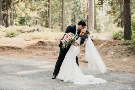 Redwood weddings
