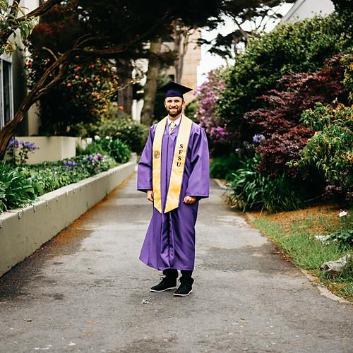 Parker Ewing's Graduation