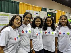 International Festival of India team