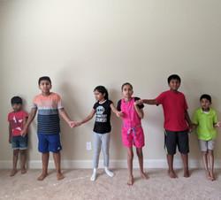 Junior Dance group