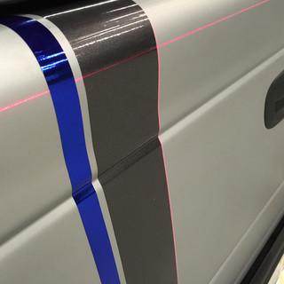 Vehicle stripes