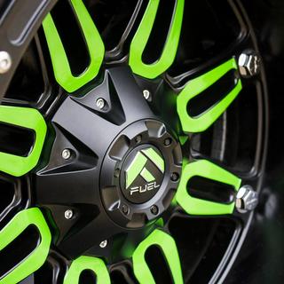 Wheel wraps