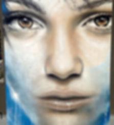 los angeles street artist, kyle boatwright, san diego street artist, los angeles graffiti artist, san deigo grafiti artist, portrait art, muralist, boatwright