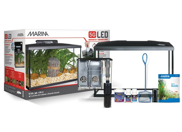 Marina 5G LED Aquarium Kit