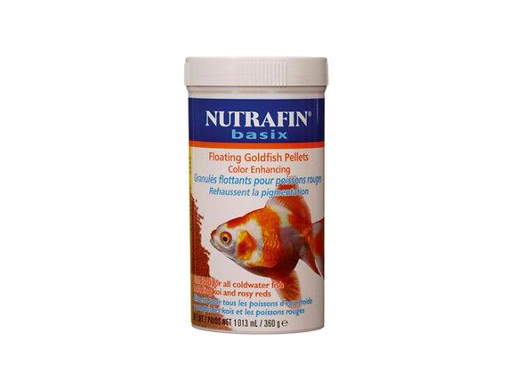 Nutrafin Floating Goldfish pellets 360gr