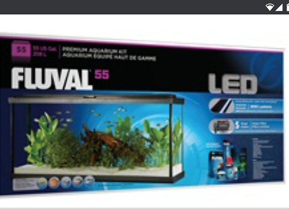 Fluval 55 Gallon LED Kit