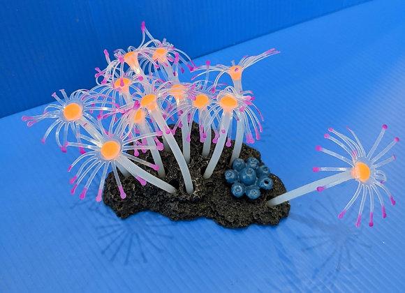Purple Polyps Coral Ornament