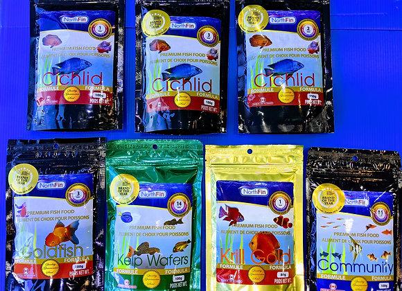 NorthFin Fish Foods 100g