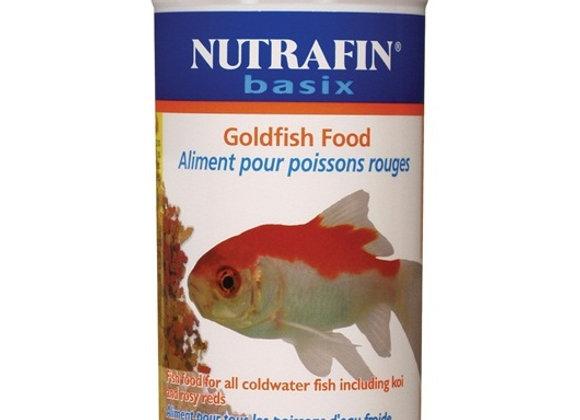 Nutrafin Basix Goldfish Flakes 200g