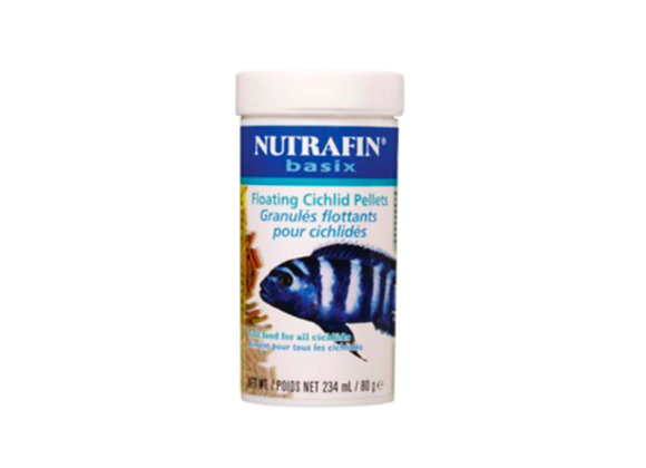 Nutrafin Floating Cichlid Pellets 80gr