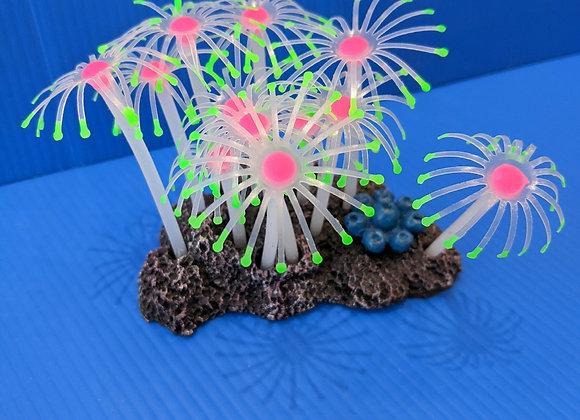Green Polyps Coral Ornament