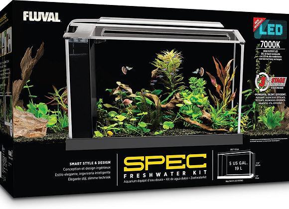 Fluval Spec 5 Gallon Aquarium Kit