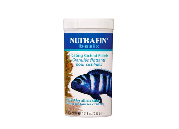 Nutrafin Floating Cichlid Pellets 360gr