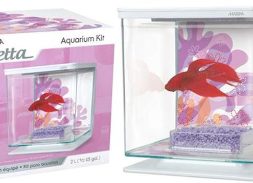 Marina Betta Aquarium