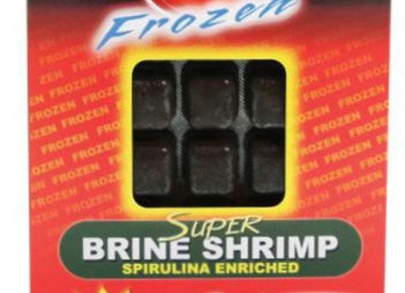 Brine Shrimp (spirulina enhanced) 3.5oz