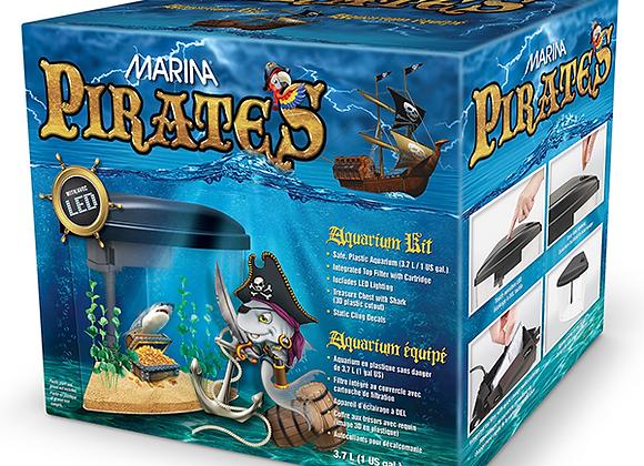 Marina Pirate Aquarium