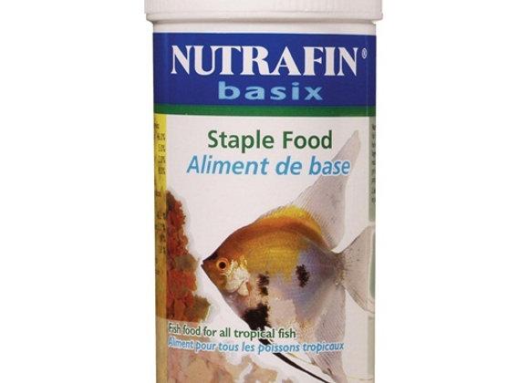 Nutrafin Basic Staple Flakes 48g