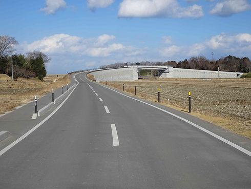 福島県相馬郡新地町道路改良1.JPG